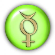 Mercury Glyph; © Johnny Lye | Dreamstime.com