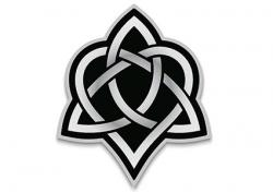 Celtic Trinity Lovers Heart