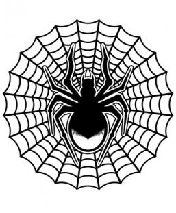 Spider Web Tattoo Designs Lovetoknow