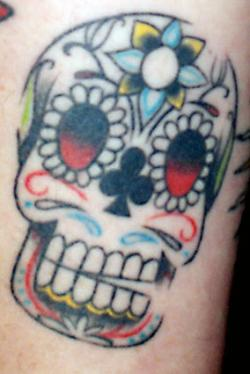 Girly Skull Tattoos Lovetoknow