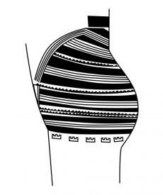 Samoan Tattoo posterior