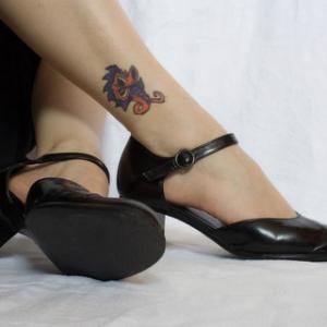 Ankle tat