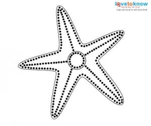 Starfish Tattoos bw 1