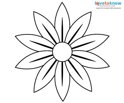 Daisy Tattoos on how to draw cartoon flowers