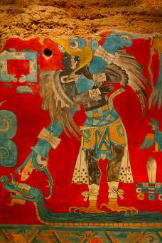 Ancient Storytelling Mexican Image