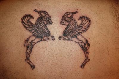 Phoenix tattoos lovetoknow for Huma bird tattoo
