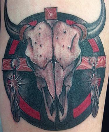 70455416c1d8e Medicine Wheel Tattoos | LoveToKnow