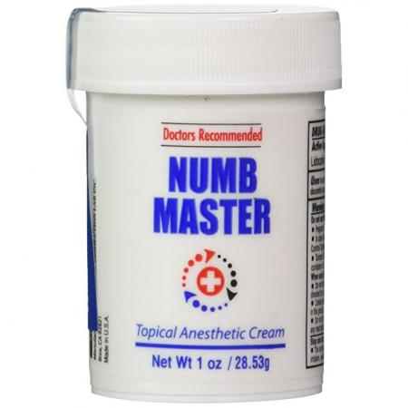 Numb Master Topical Anesthetic Cream