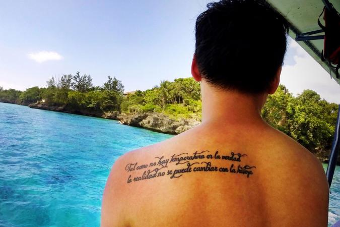 Word Tattoos in Different Languages | LoveToKnow