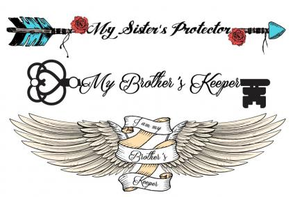 Brother's Keeper/Sister's Protector tattoo designs