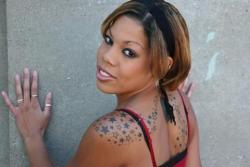 Multiple star tattoo