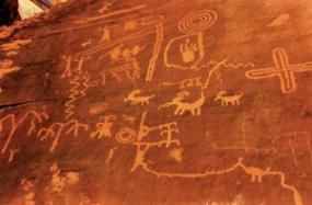 More Hopi petroglyphs