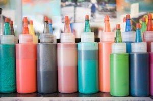 Prepared inks