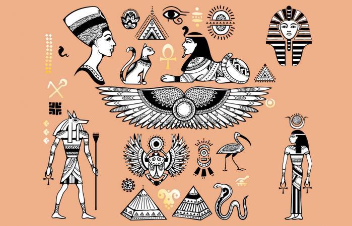 Tatuajes Con Símbolos Egipcios Lovetoknow