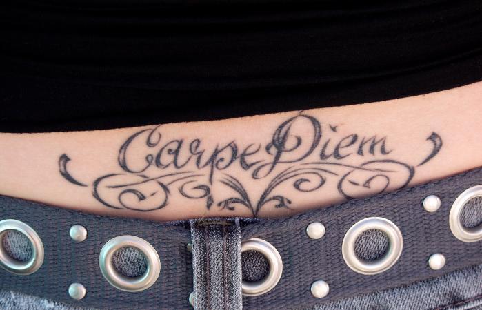 Tatuajes De Frases En Latín Lovetoknow