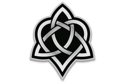 Corazón del amor a la trinidad