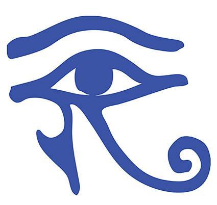 Tatuaje de ojo ra