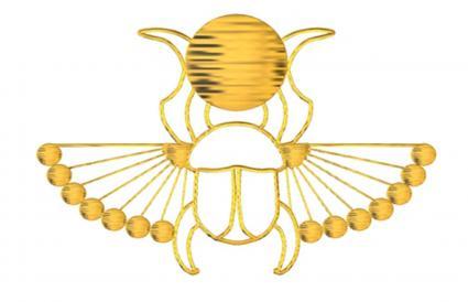 Ilustración de escarabajo