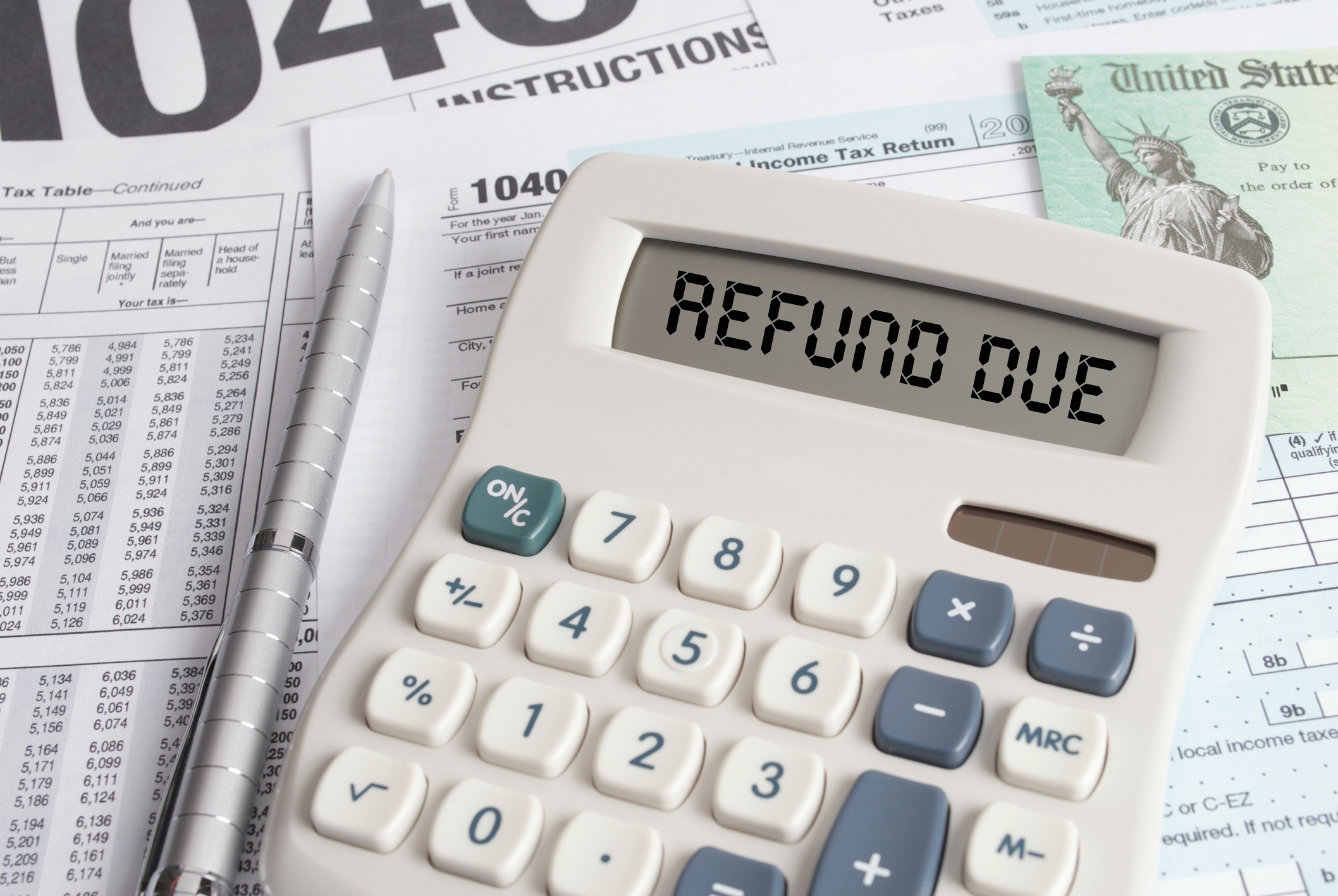 How to Estimate Your Tax Refund | LoveToKnow