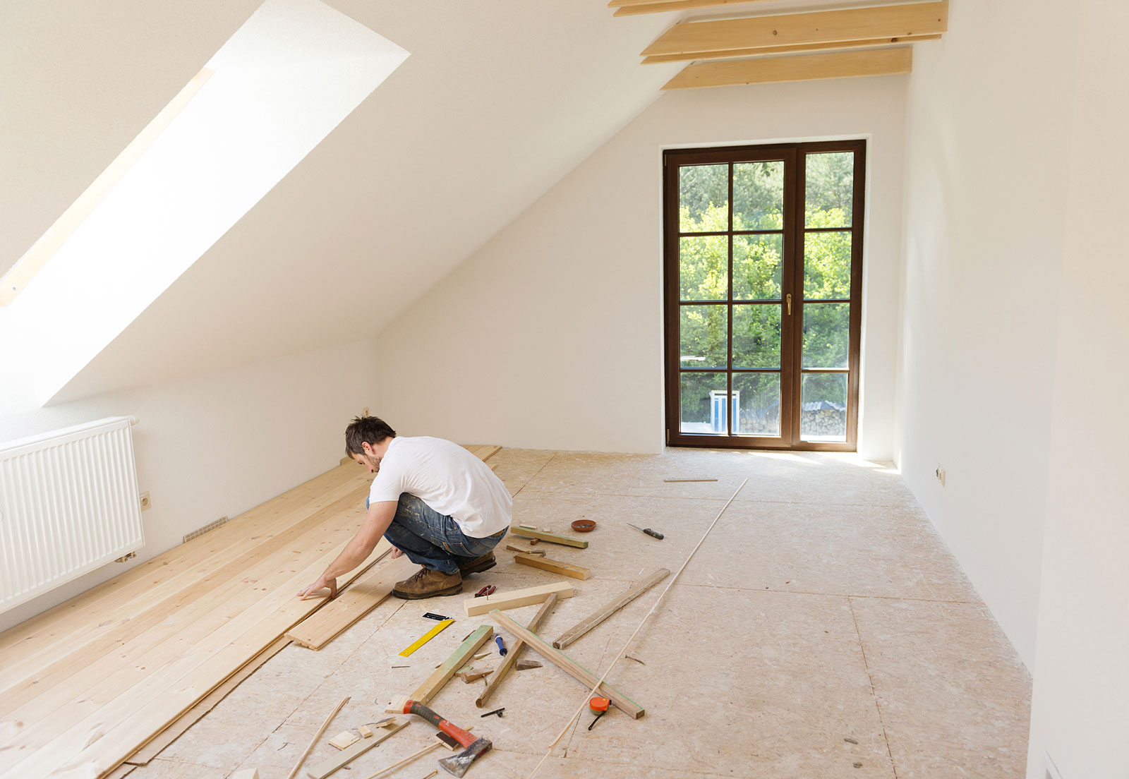 Deduct Home Improvements from Income Taxes | LoveToKnow