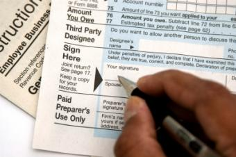 How to File 1099 on Federal Taxes
