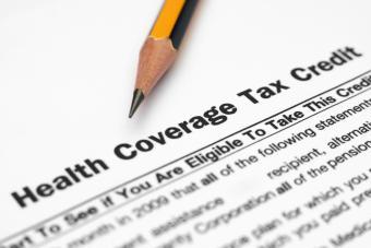 Health tax credit