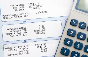 How to File Taxes With Last Paystub