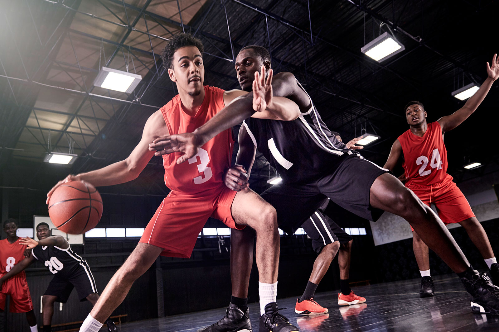 High School Basketball Rules Lovetoknow