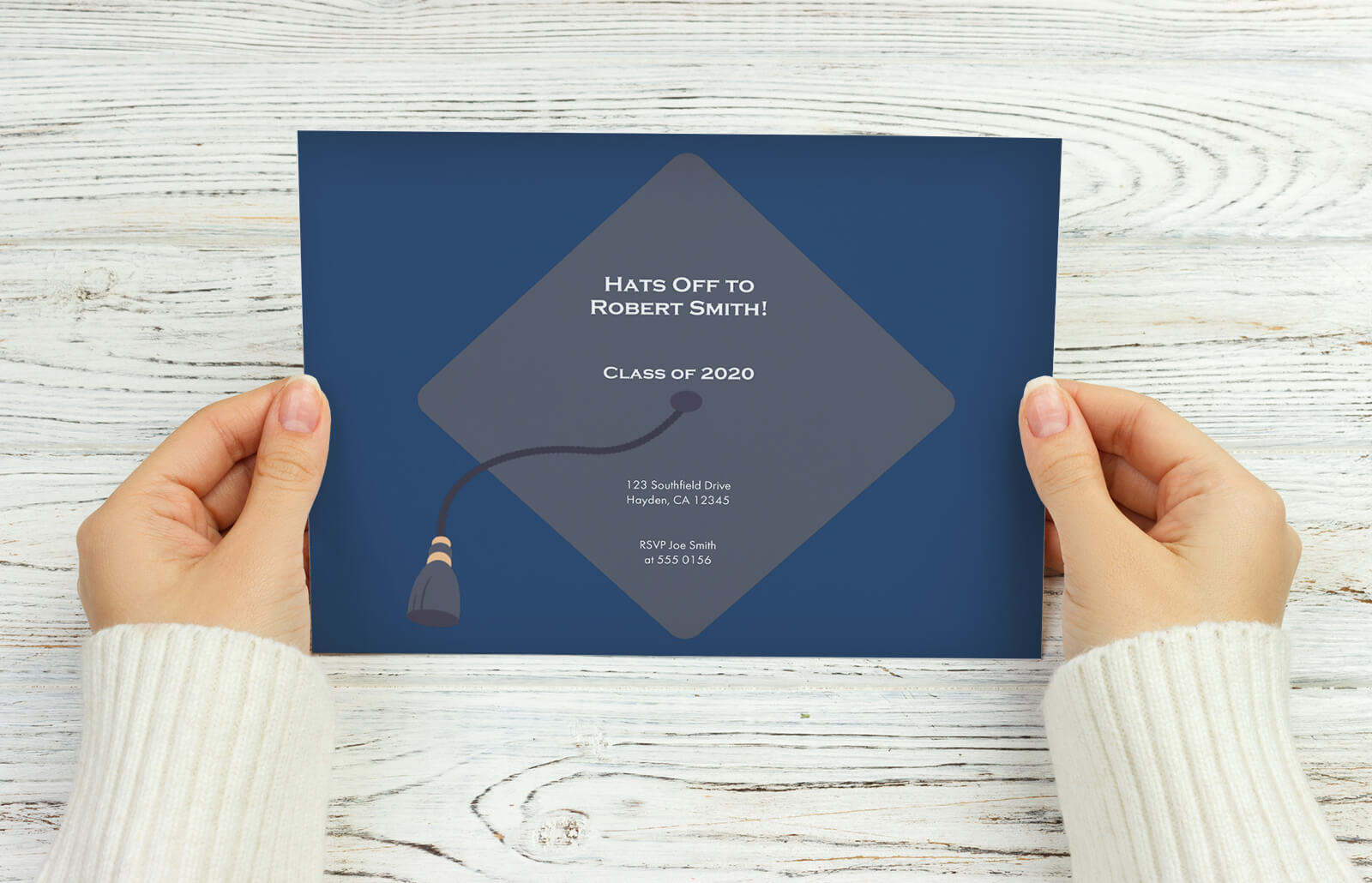 Free Graduation Invitation Templates for Word  LoveToKnow In Free Graduation Invitation Templates For Word