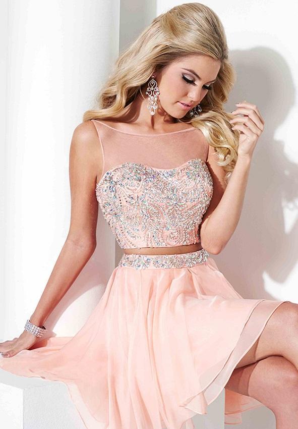 Two Piece Prom Dresses | LoveToKnow