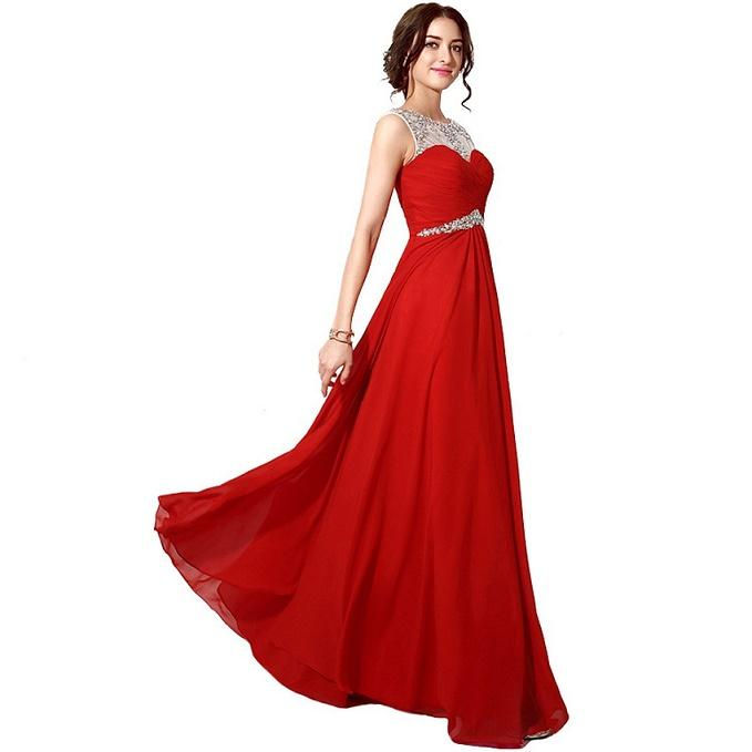 Red Prom Dresses | LoveToKnow