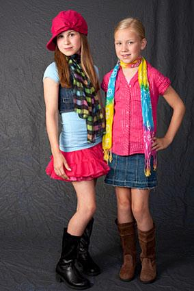 Where to Find Preteen Skirt Styles