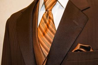 Brown Tux