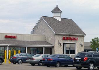 Aeropostale store in Burbank, Ohio