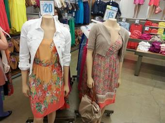 Dresses at Old Navy