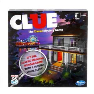 Clue Board Game 2013 Edition