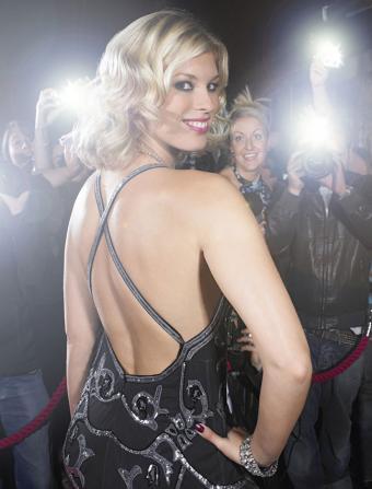 11 Celebrity-Inspired Prom Dresses