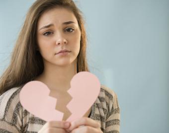 Sad teenage love poems