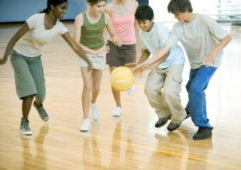 Fun Physical Education Games for High School Students