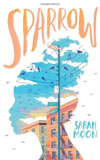 Sparrow Book by Sarah Moon