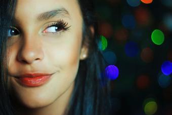 Glowing Goddess