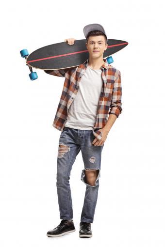 Effortless Skater