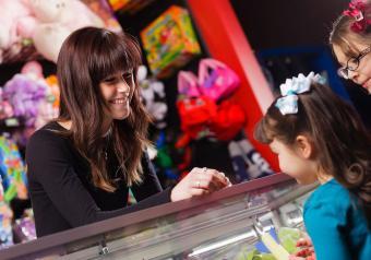 Arcade Attendant