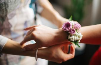 Soft and Simple Corsage