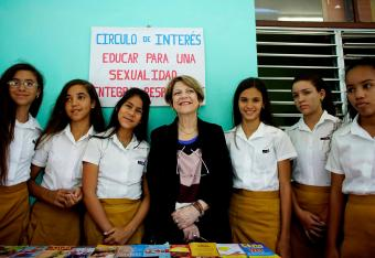 Cuban Teenagers and Education