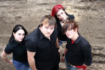 goth adults