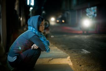 Homeless Teenagers' Experiences and Risks