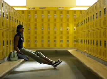 What Are High School Locker Rooms Like?
