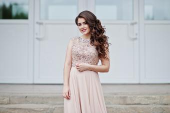 Beautiful Modest Prom Dresses