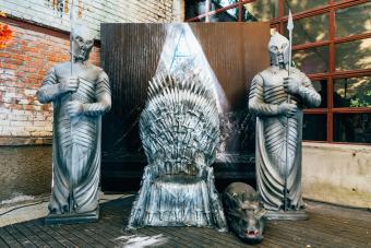 Iron Throne, Game Of Thrones